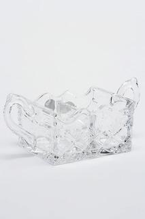 Доза без крышки 16,5 см Crystalite Bohemia