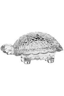 "Доза ""Черепаха"", 12 см CRYSTAL BOHEMIA"