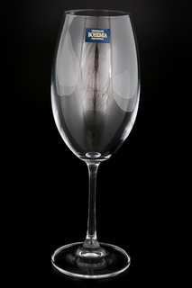 Бокалы для вина 400 мл, 6 шт Crystalite Bohemia