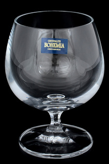 Бокалов для бренди 6 шт. Crystalite Bohemia