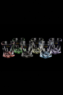 Набор стопок для водки 6 шт. Crystalite Bohemia
