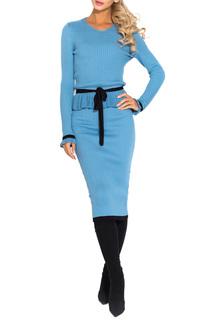 Костюм: джемпер, юбка CLEVER woman studio