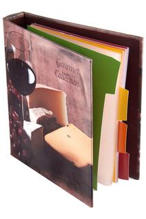 Книга для записи 18х23х4см Русские подарки