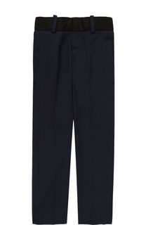 Хлопковые брюки со стрелками Marc Jacobs