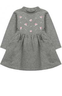 Хлопковое платье с вышивкой Aletta