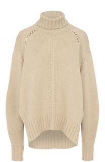 Шерстяной свитер свободного кроя Isabel Marant