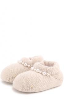 Комплект из носков и повязки на голову La Perla