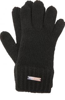 Вязаные перчатки Dsquared2