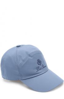 Бейсболка с логотипом бренда Loro Piana