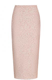 Шерстяная юбка-карандаш Victoria Beckham