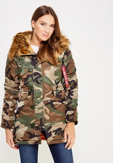 Парка Alpha Industries
