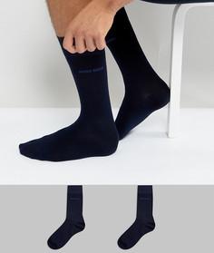2 пары носков BOSS By Hugo Boss - Темно-синий