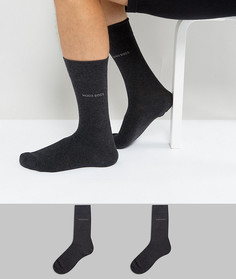 2 пары носков BOSS By Hugo Boss - Черный