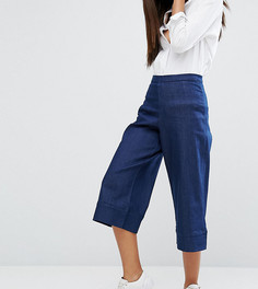 Джинсовая юбка-брюки Waven Tall Vera - Синий