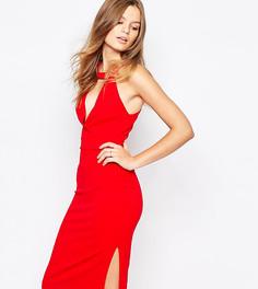 Платье-футляр Twin Sister - Красный
