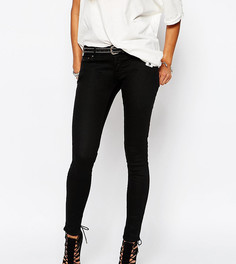 Супероблегающие джинсы с заниженной талией G Star Be Raw 3301-A - Черный