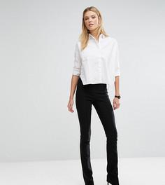 Расклешенные брюки ASOS TALL - Черный