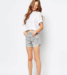 Джинсовые шорты Waven Tall Inga - Серый
