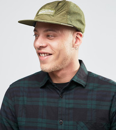 6-панельная кепка Mitchell & Ness эксклюзивно для ASOS - Зеленый