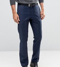Зауженные строгие брюки Heart & Dagger - Синий