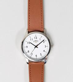 Часы со светло-коричневым ремешком Limit эксклюзивно для ASOS - Рыжий