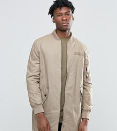 Удлиненная куртка‑пилот The New County - Зеленый