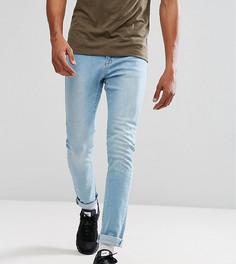 Светлые джинсы скинни Brooklyn Supply Co - Синий