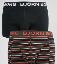 Комплект из 2 боксеров-брифов Bjorn Borg - Черный
