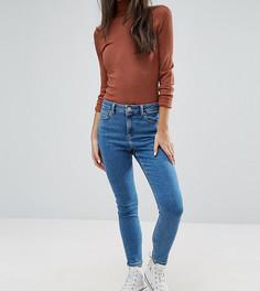 Укороченные джинсы ASOS PETITE RIDLEY - Синий