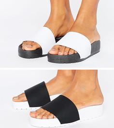 Две пары сандалий ASOS FLORITA - Мульти