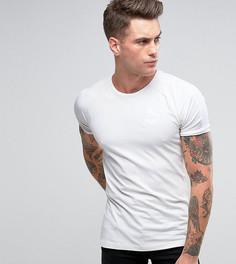 Серая облегающая футболка Puma эксклюзивно для ASOS - Серый