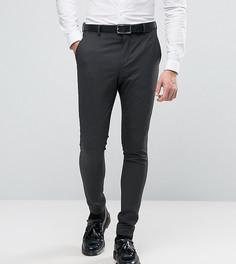 Суперузкие брюки Selected Homme - Серый