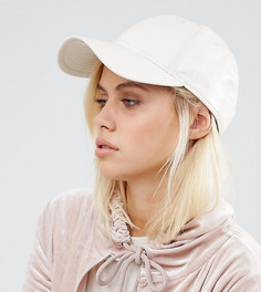 Кепка из искусственной кожи New Era 9Forty - Белый