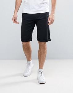 Черные шорты чиносы Esprit - Черный