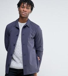 Хлопковая спортивная куртка Noak - Темно-синий