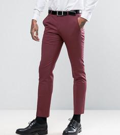 Супероблегающие брюки Noose & Monkey - Красный