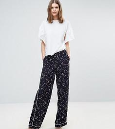 Комбинируемые брюки с принтом и окантовкой Y.A.S - Мульти