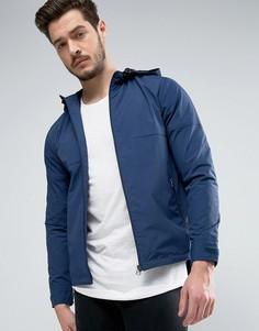 Легкая куртка с капюшоном Produkt - Темно-синий
