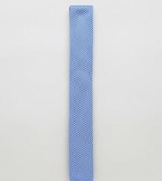 Вязаный галстук Noose & Monkey - Синий