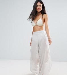 Пляжные брюки с разрезами Akasa - Мульти