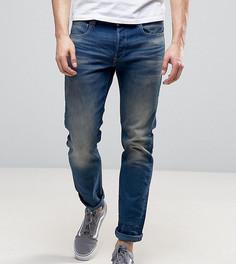Узкие джинсы G-Star TALL 3301 - Синий