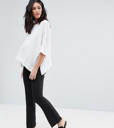 Расклешенные брюки ASOS MATERNITY - Черный