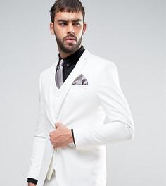 Супероблегающий пиджак Noak - Светло-серый