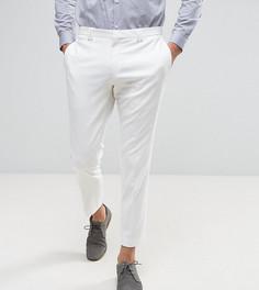 Укороченные суперузкие брюки Noak - Светло-серый