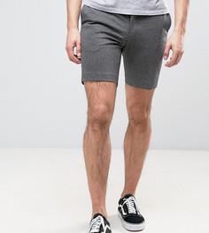 Узкие трикотажные шорты Noak - Серый