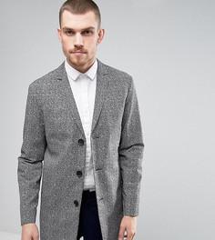 Жаккардовое пальто Noak - Серый