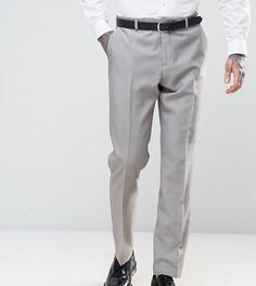 Облегающие свадебные брюки Heart & Dagger - Светло-серый