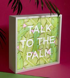 Светильник Mimo Talk to the Palm - Мульти