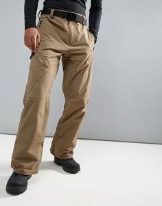 Лыжные брюки Volcom L Gore-Tex - Коричневый