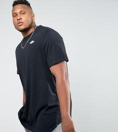 Черная футболка Nike Jordan PLUS Future 2 862427-010 - Черный